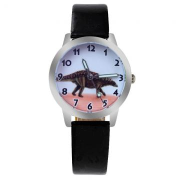 Dinosaurus horloge glow in the dark