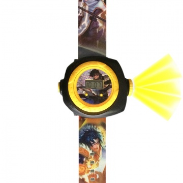 Dragon Ball Z horloge projectie