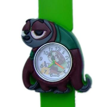 Zootopia horloge Flash