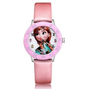 Frozen horloge -  glow in the dark - Anna - deluxe