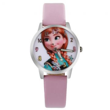 Frozen horloge glow in the dark - Anna