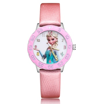 Frozen horloge glow in the dark - Elsa - deluxe
