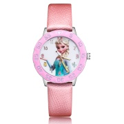 Frozen horloge -  glow in the dark - Elsa - deluxe