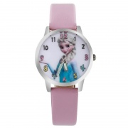 Frozen horloge -  glow in the dark - Elsa
