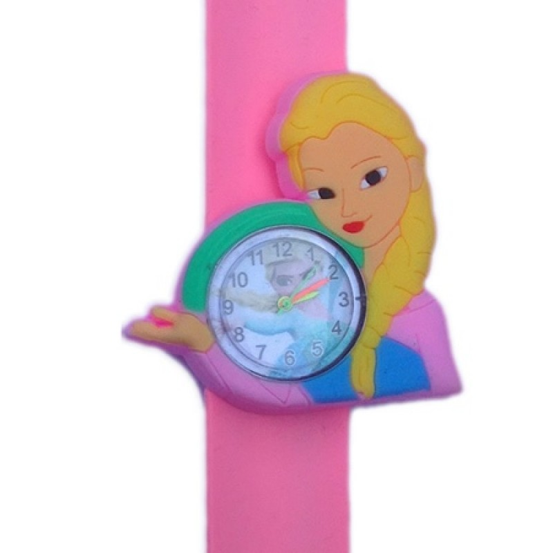Frozen horloge slap on slap on