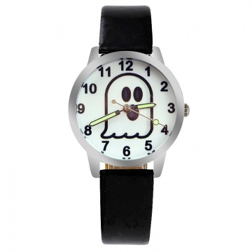 Halloween horloge glow in the dark - Spook