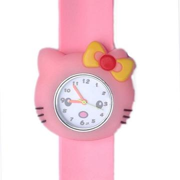 Hello Kitty horloge slap on