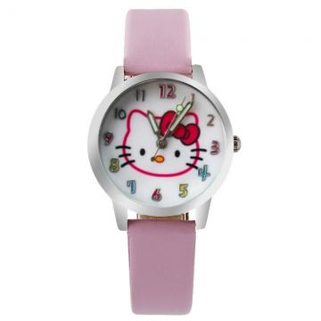 Hello Kitty horloge glow in the dark