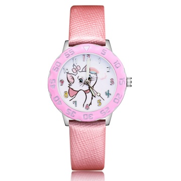 Kat horloge glow in the dark - deluxe