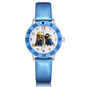 Minions horloge -  glow in the dark - deluxe