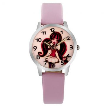 Monster High horloge glow in the dark