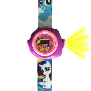 My Little Pony horloge projectie