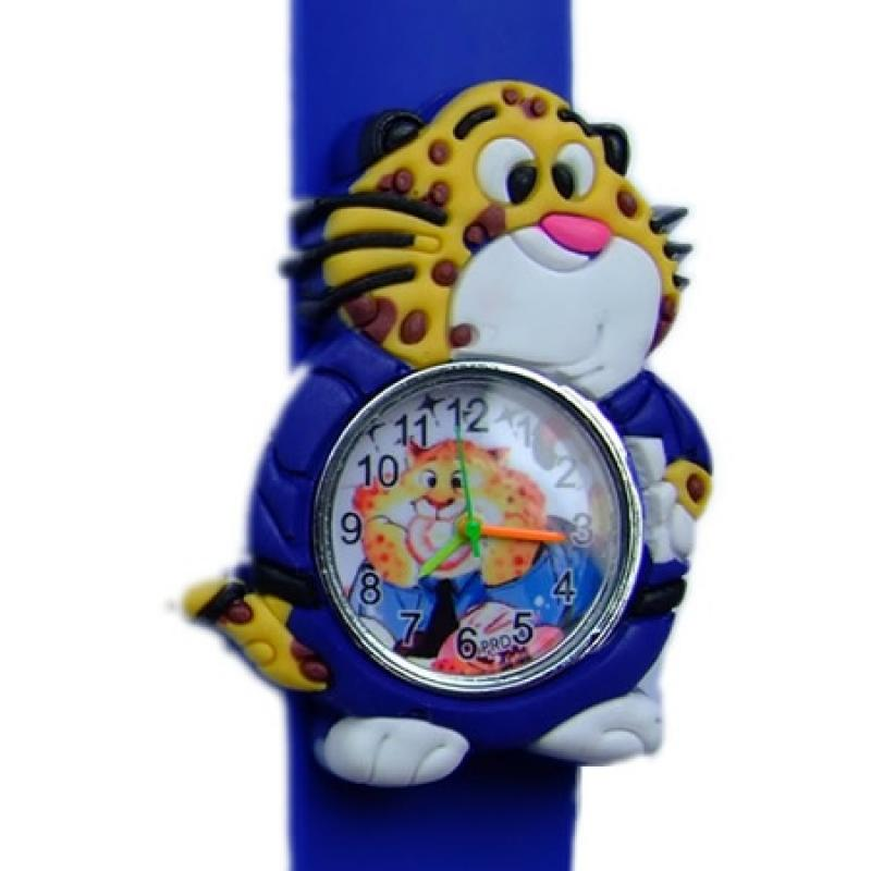 Zootopia horloge - Officer Clawhauser