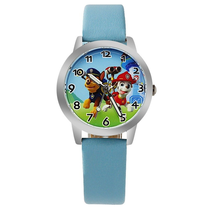 Paw Patrol horloge -  glow in the dark