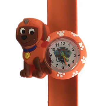 Paw Patrol horloge slap on - Zuma