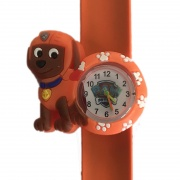 Paw Patrol horloge -  slap on - Zuma