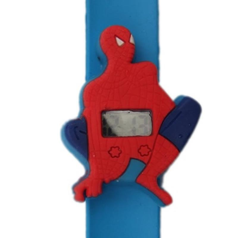 Spiderman horloge slap on digitaal