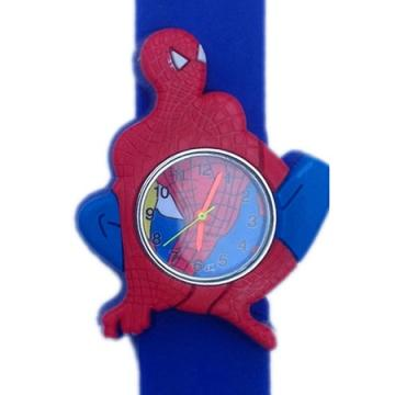 Spiderman horloge slap on