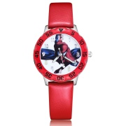 Spiderman horloge -  glow in the dark - deluxe