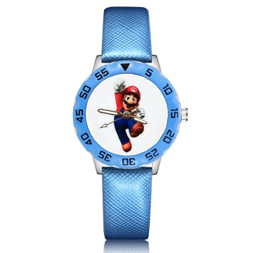 Super mario horloge glow in the dark - deluxe