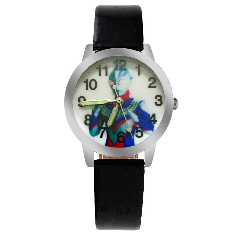 Ultraman horloge glow in the dark